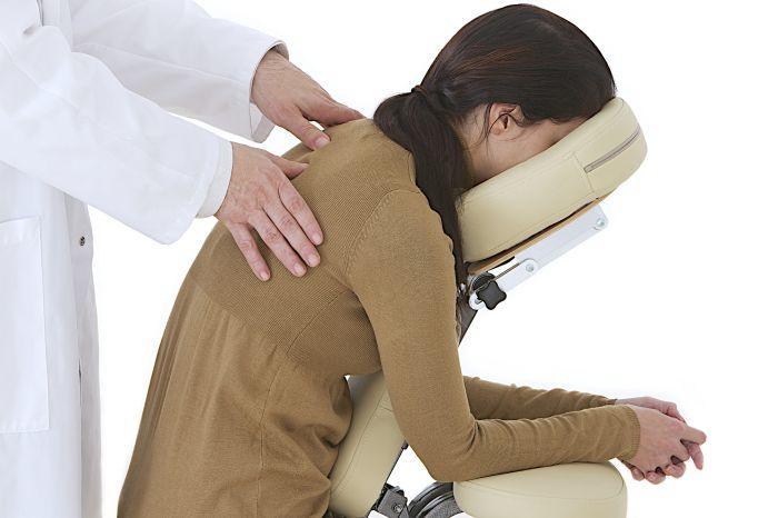 Bon cadeau pour massage Amma - sur chaise (30 min)